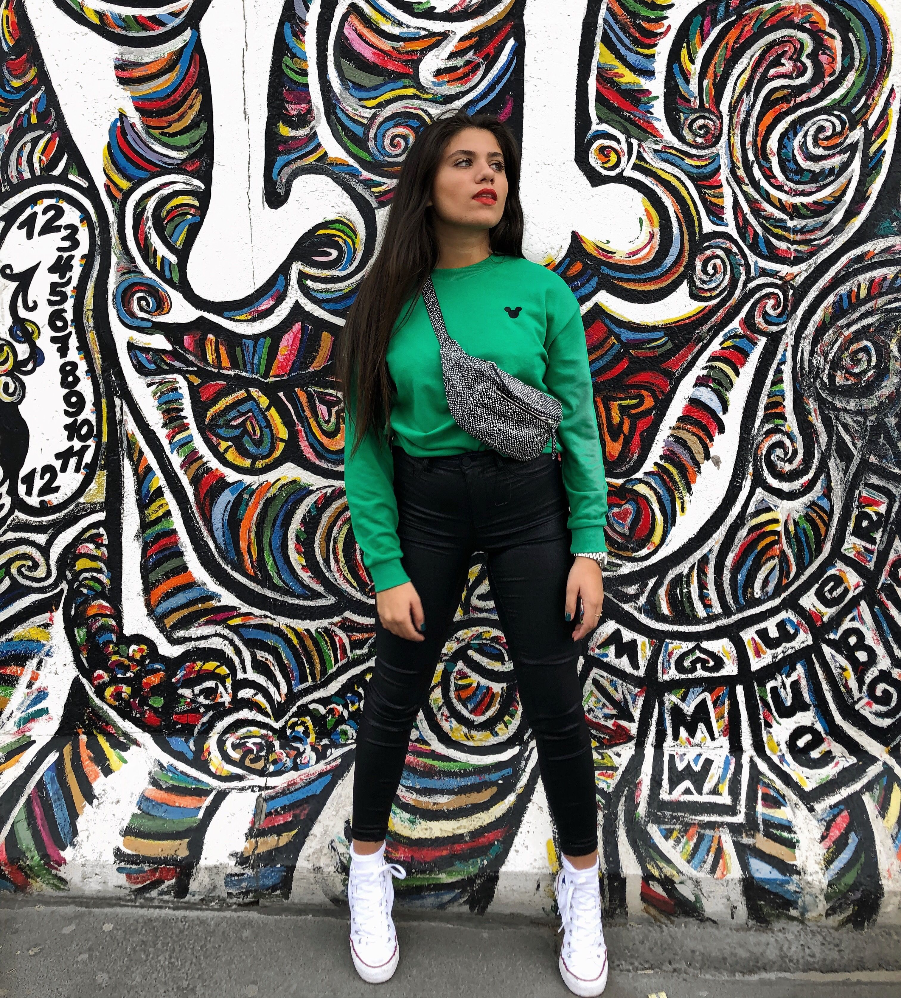 Berlin Wall Fotoposen Fotos Bilder Ideen