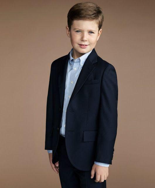 Happy 10th Birthday, Prince Christian Of Denmark!