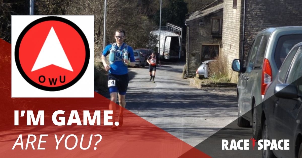 OLDHAM WAY ULTRA RED ROSE ULTRA Sunday 18th March 2018