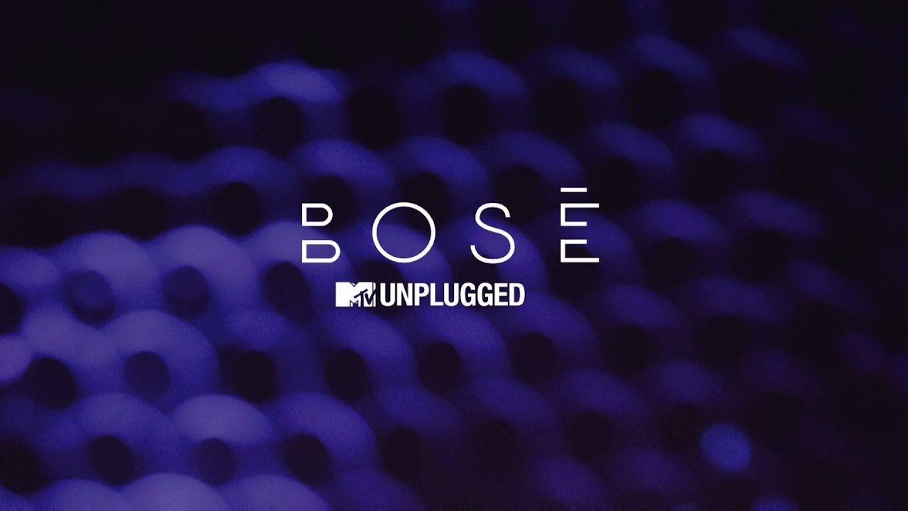 Miguel Bose  (MTV Unplugged) - Nuevo álbum ya a la venta