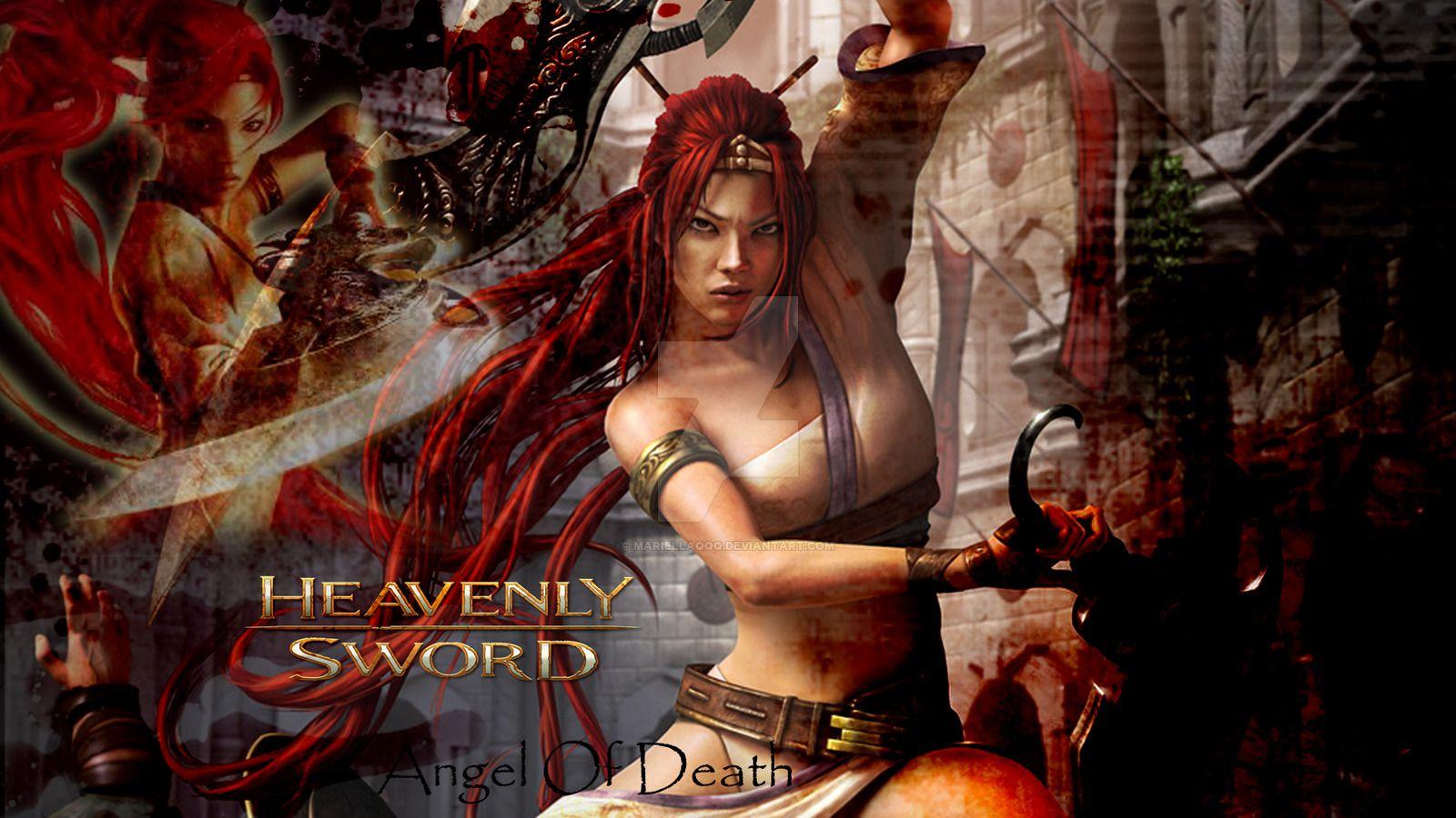 Heavenly Sword Wallpapers HD Wallpaper | Wallpapers 4k ...