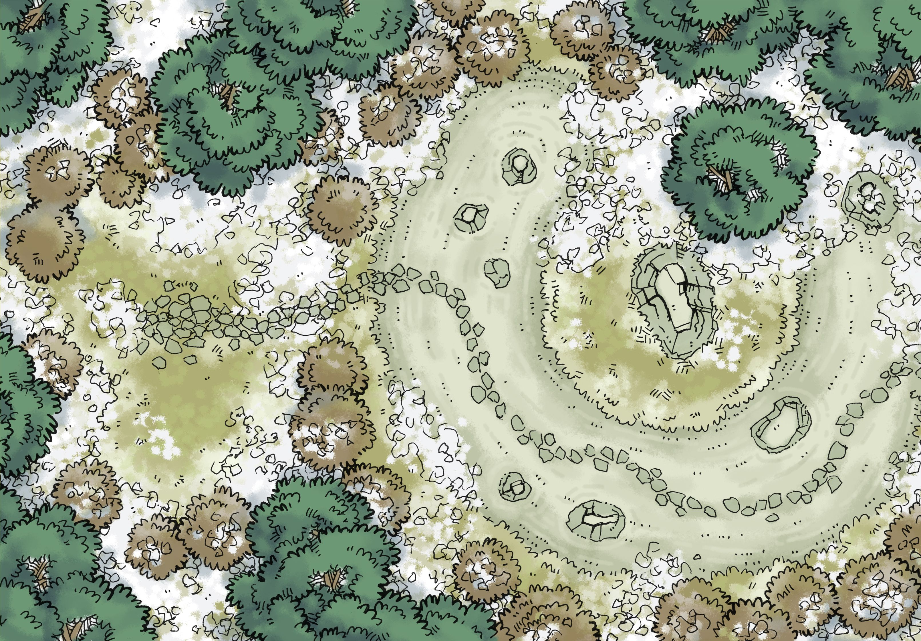 download rock garden frosted in 2019 maps fantasy map snow rh pinterest com
