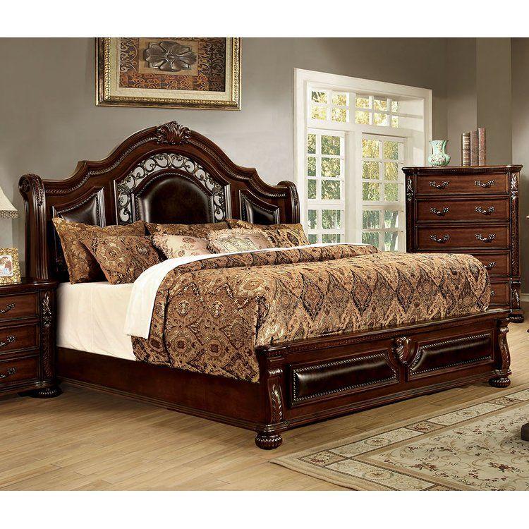 astoria grand garvey upholstered panel bed in 2019 my bed rh pinterest com