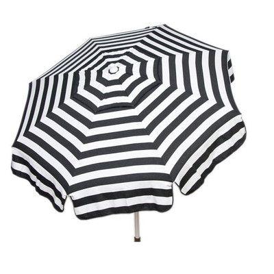 Parasol 6' Italian Beach Umbrella & Reviews   Wayfair.ca