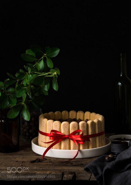 Tiramisu Cake by veselinazheleva1  IFTTT 500px