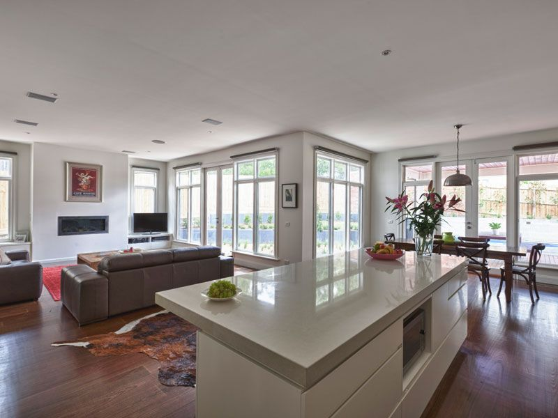 open kitchen living room floor plan pictures%0A Camberwell   Period Extensions and Design kitchen living dining room  u   c