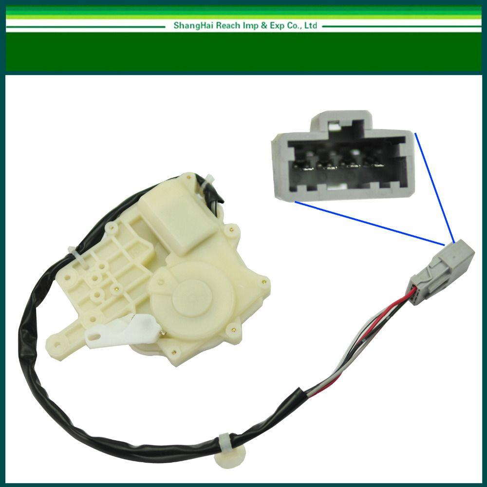 New Driver Side Door Lock Actuator For 96 00 Honda Civic Coupe Left Hand Oe 72155s00a01 Dla56 72155s04a02 Honda Civic Coupe Civic Coupe Honda Civic