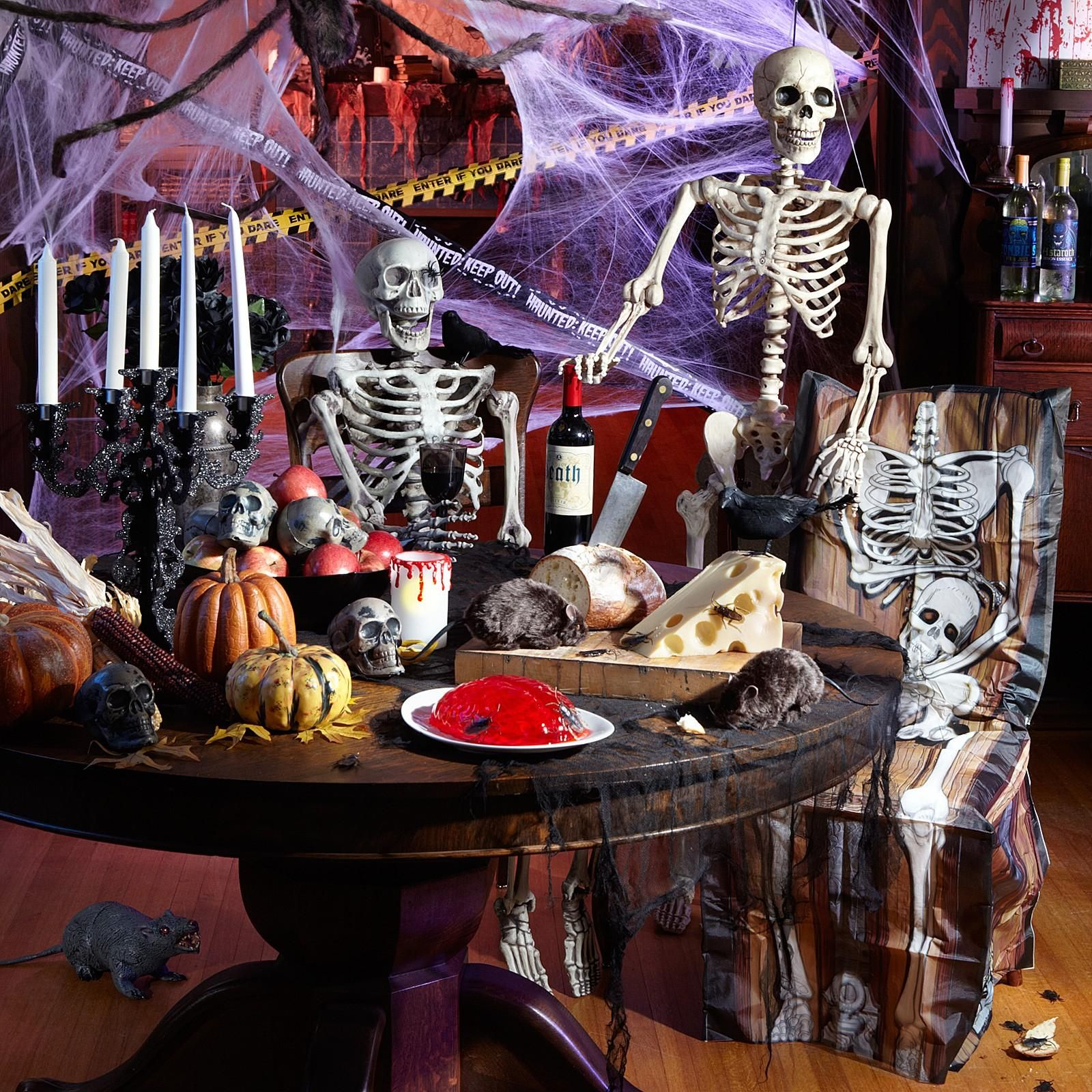 halloween decorations ideas inspirations scary skeleton halloween