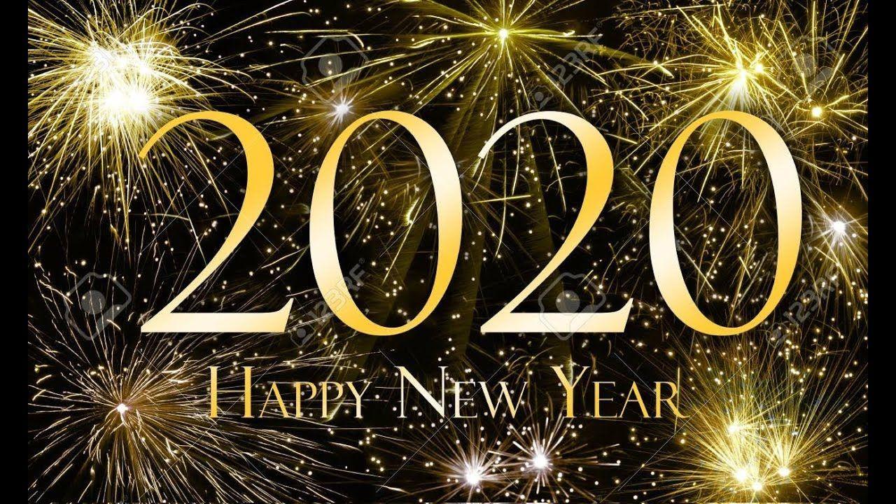 Bonne et Heureuse Année 2020 (sans musique, télécharger et ajouter votre musique)