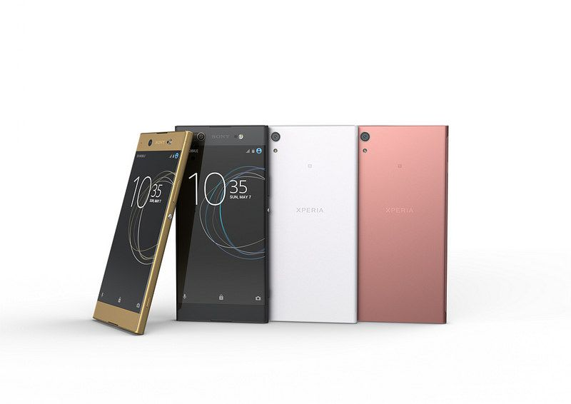 Sony Xperia Xa1 Flagship Camera Features Borderless Design For Less Sony Mobile Phones Sony Xperia Sony Phone