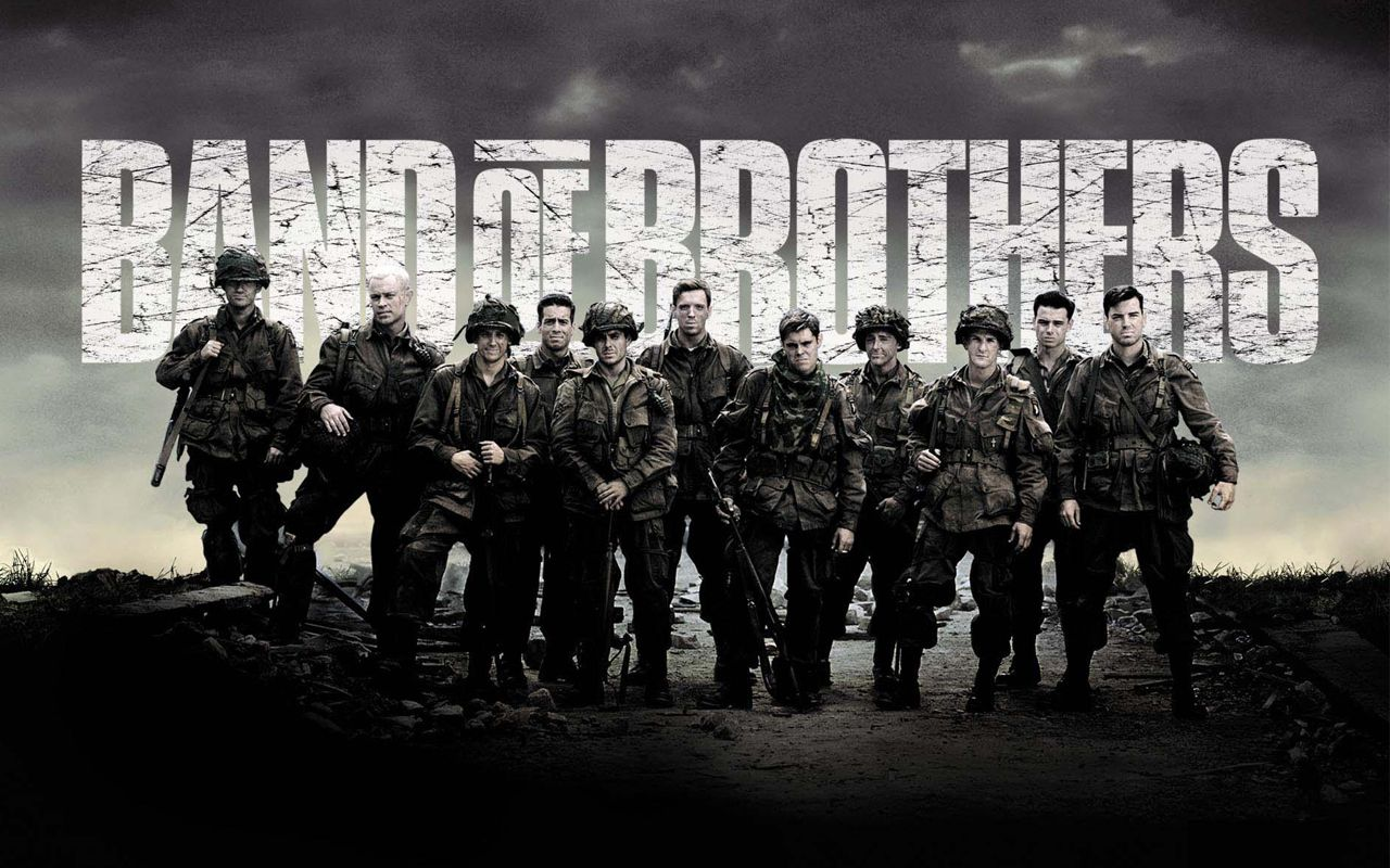 Writing miniseries on spec | Band of brothers, Best series, Best ...