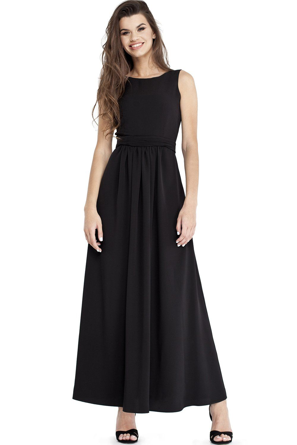 Vilonna womens semi formal long maxi dresses sexy summer belted
