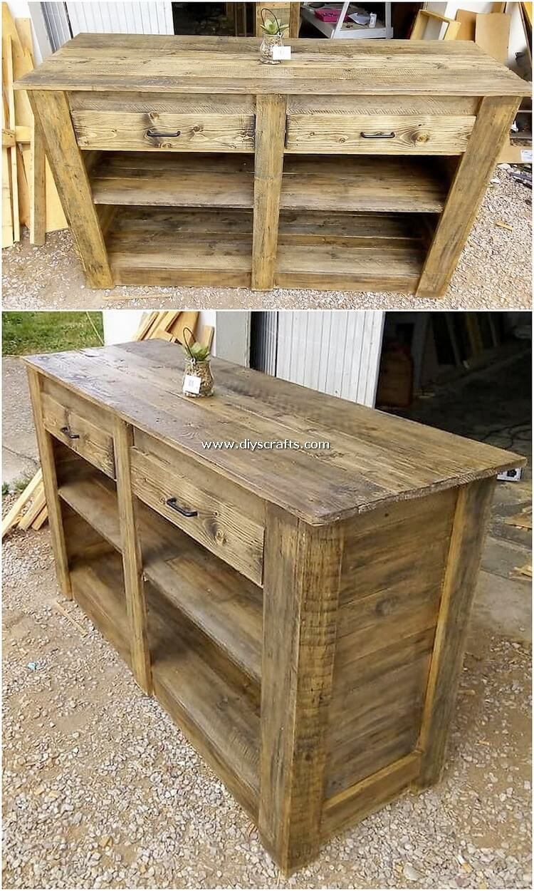 Unimaginable Things You Can Make with Old Pallets in 2020 ...