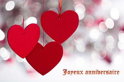 Joyeux Anniversaire Anniversaire Joyeux Anniversaire Coeurs