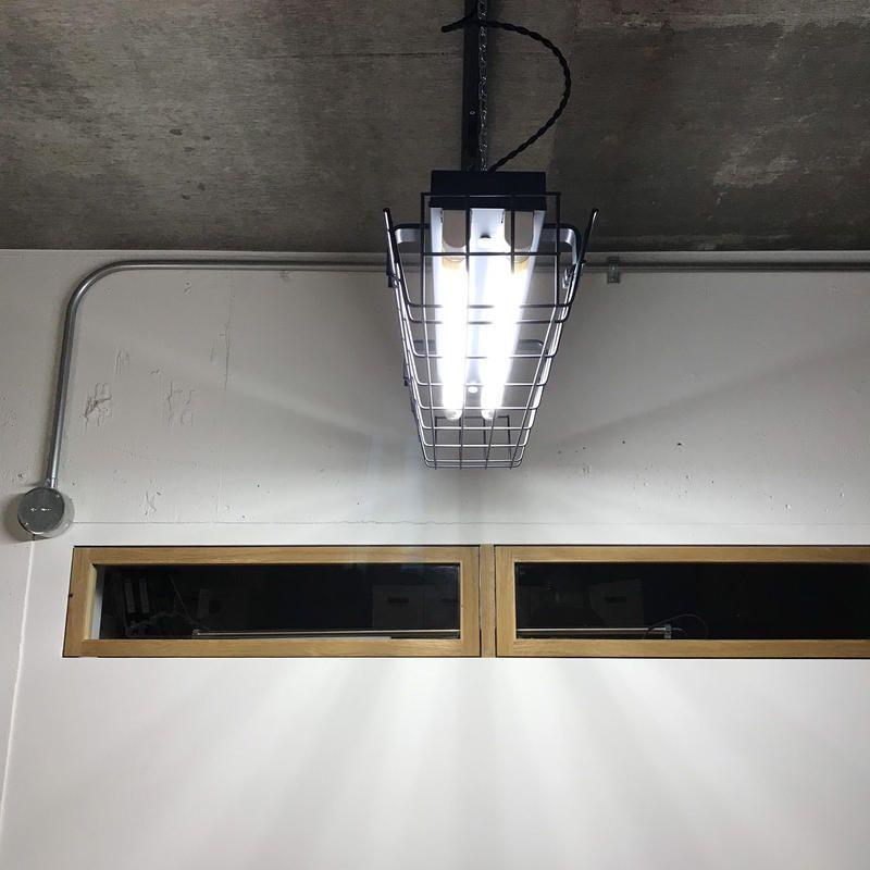 B 2l20g 配線ダクトレール用 2灯led ライト つや消し黒 ガード付き 照明器具 照明器具 Ledライト 照明