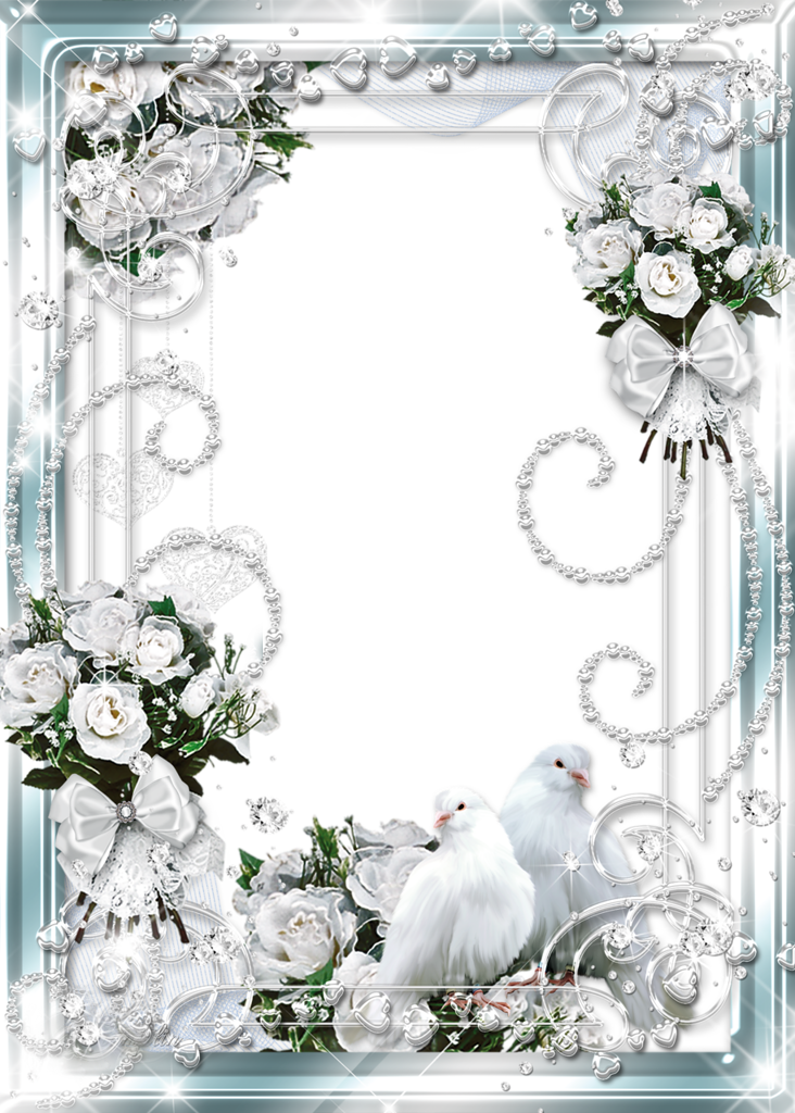 Wedding Frames And Borders Png | www.pixshark.com - Images ...