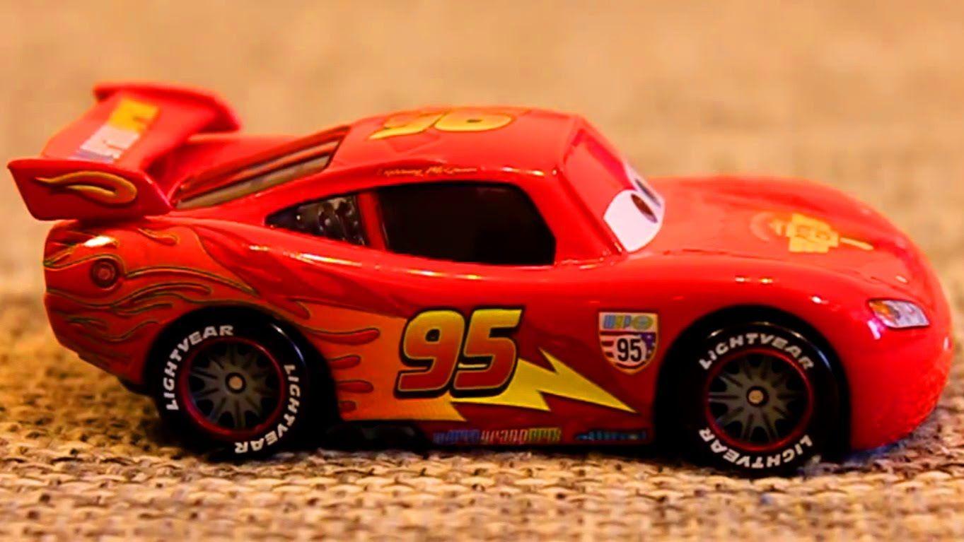 Cars Lightning McQueen Disney Pixar Full Episodes Cartoon