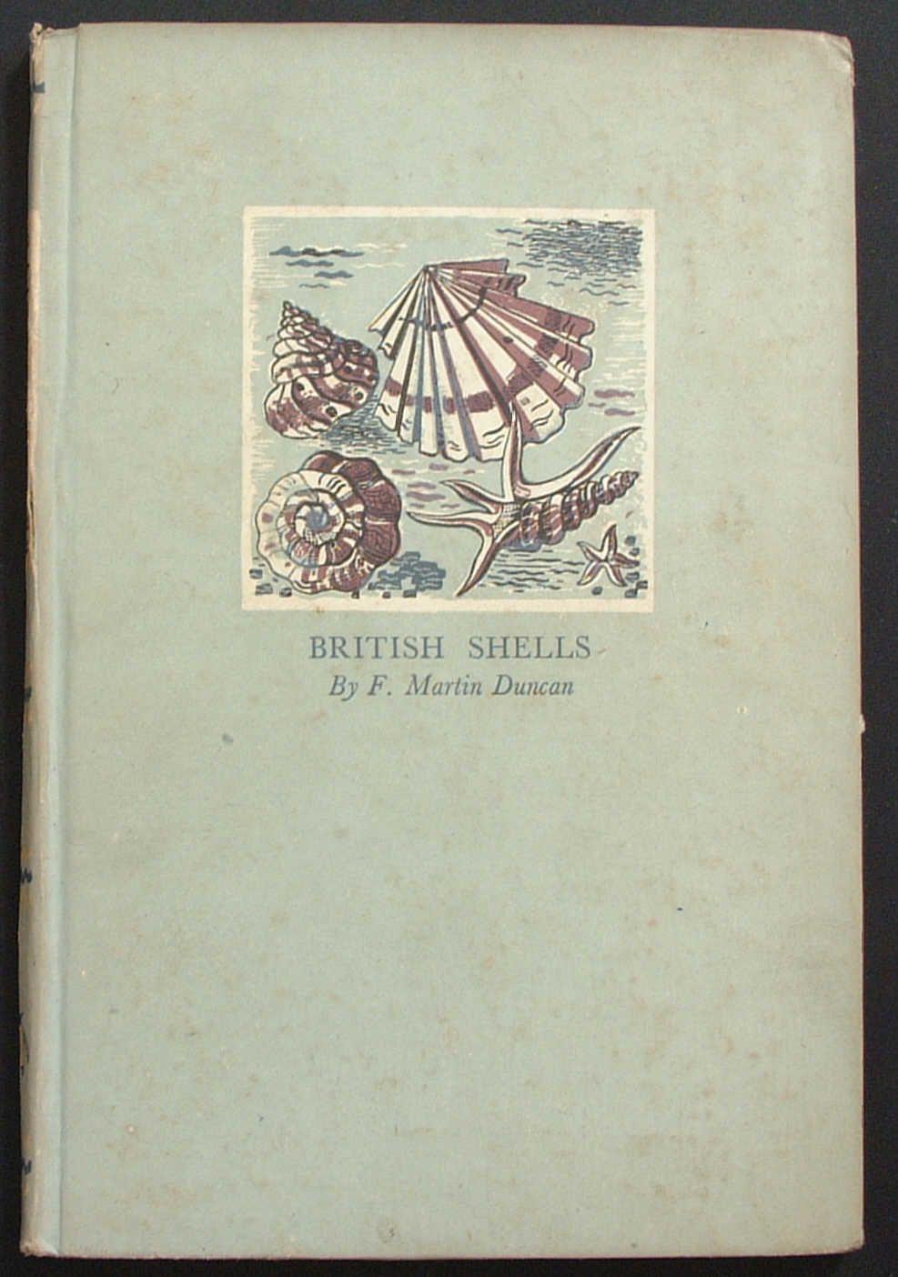 Series No.: K6 Title: BRITISH SHELLS Author: F. Martin Duncan Date Published: June 1943