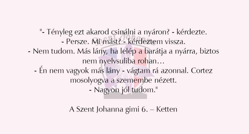 szjg 6 idézetek Szent Johanna Gimi   I love books, Quotes, Books