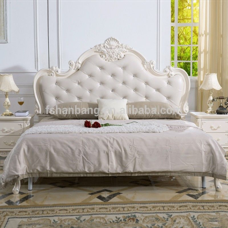 Baroque Bedroom Furniture Antique European