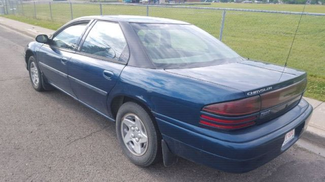 Car Brand Auctioned Chrysler Imperial 1996 Intrepid 4 Dr 3 3 L V 6