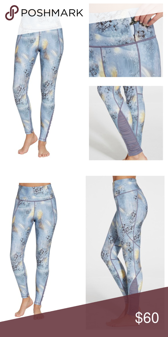 2e1a342194 🆕{Calia} Printed High Waist Ruched Leggings Take control of your look and  your