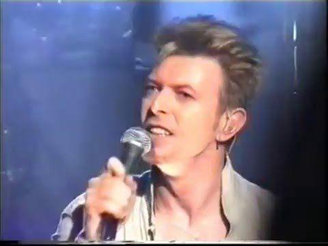 David Bowie Olympia Theatre, Dublin, Ireland August - 9 - 1997 (3/4) - YouTube