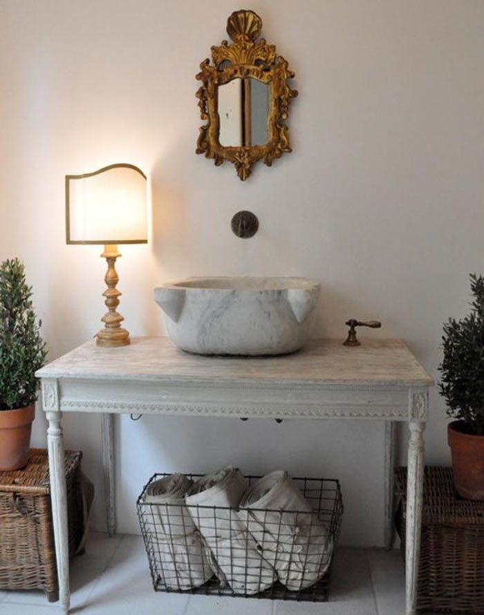 Crea una toilette vintage con Mon Deco Shop   Decoracion ...