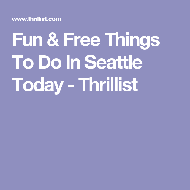 Free Things To Do In Seattle Seattle Things To And Fun - 33 photos of slightly out of place things