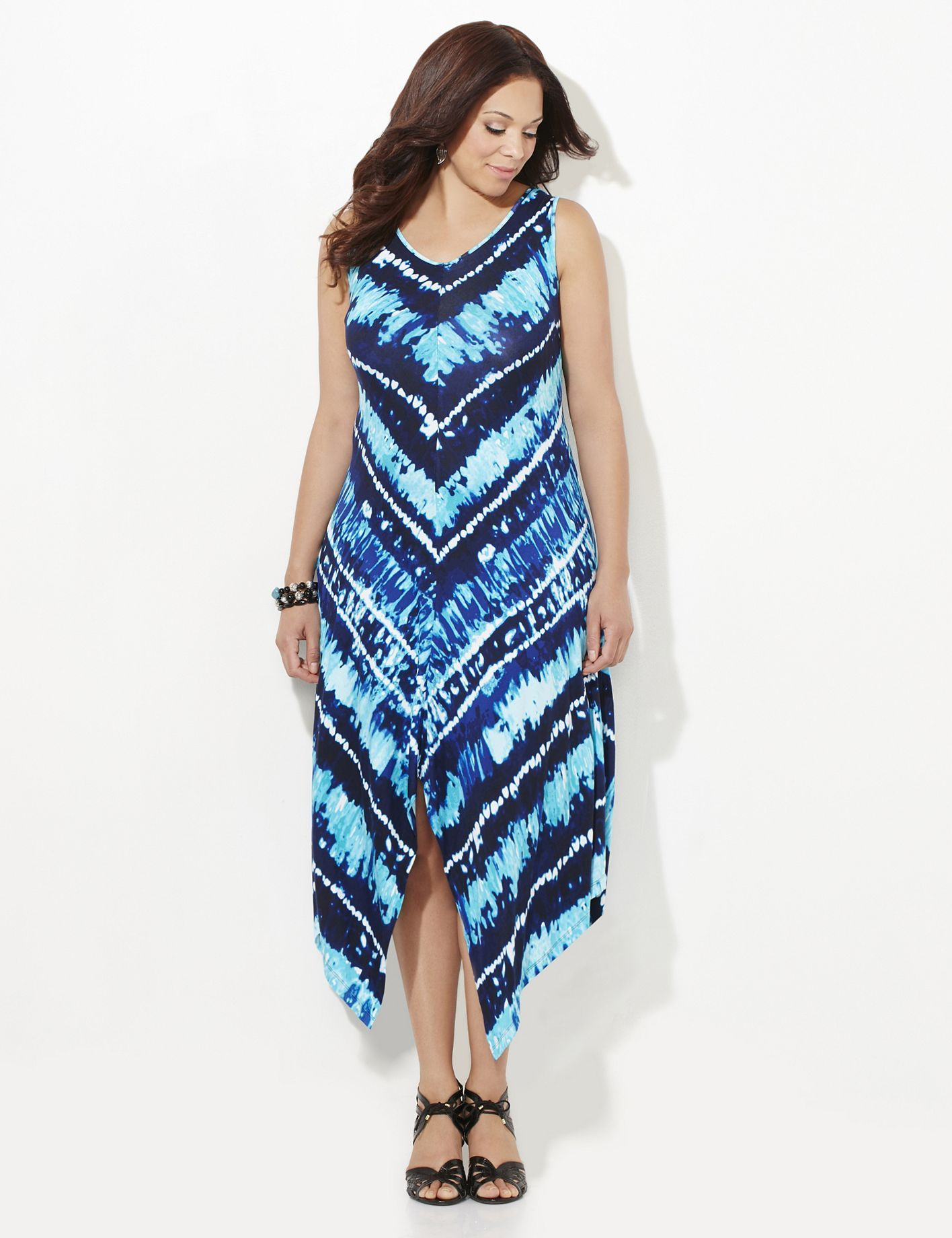 Open skies maxi dress catherines go boho in this freeflowing maxi