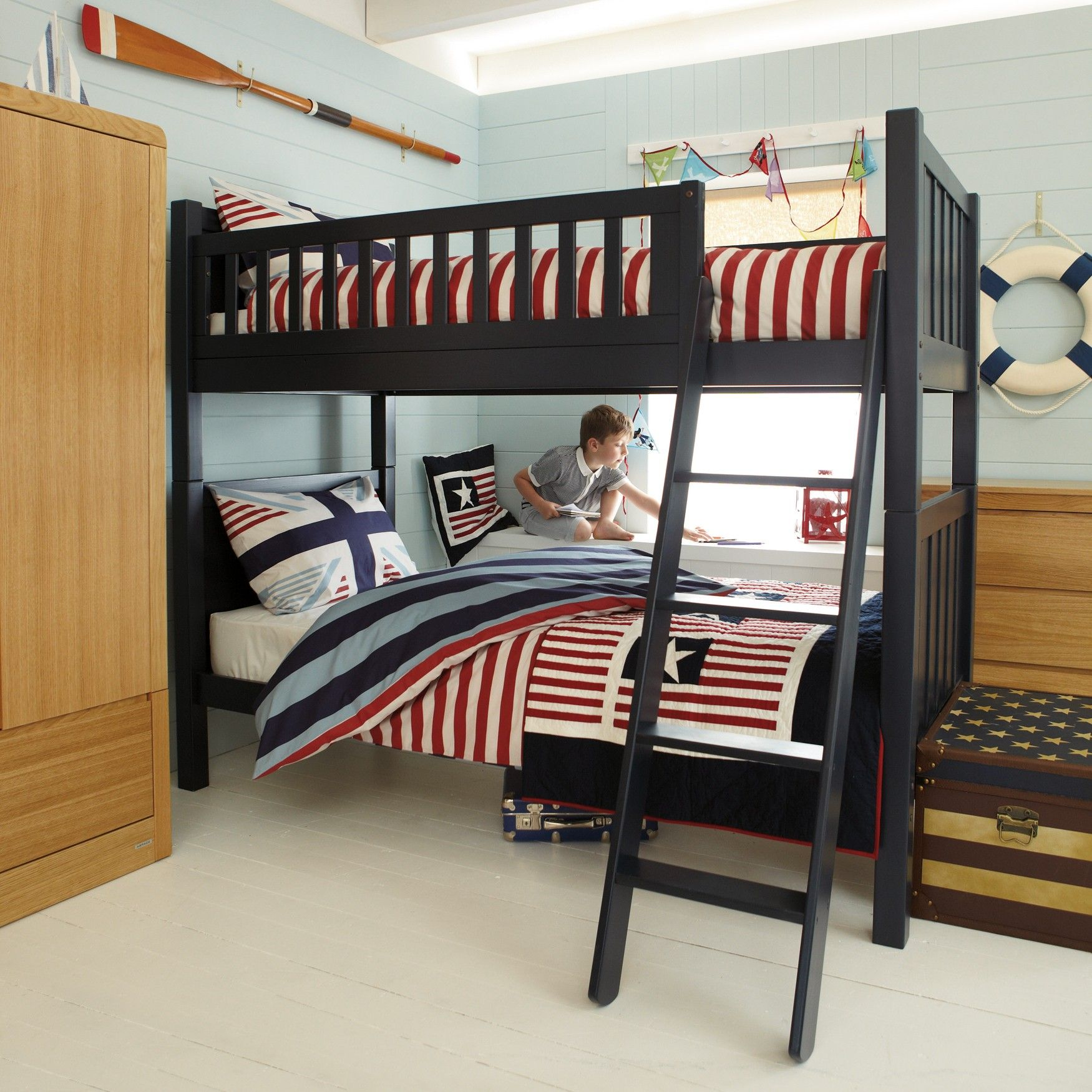 The Jack Bunk beds The beloved