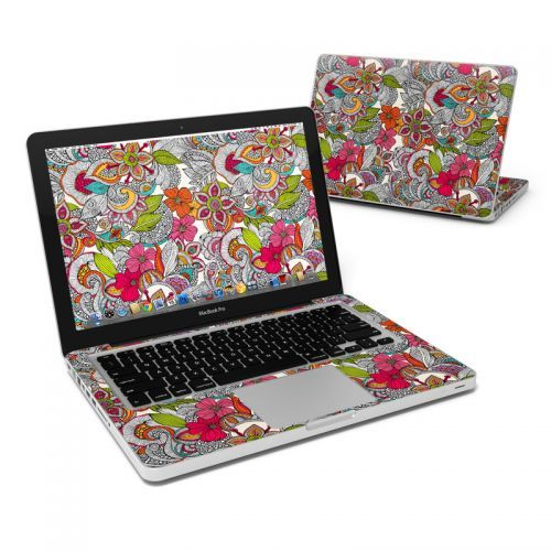 Doodles Color MacBook Pro 13-inch Skin