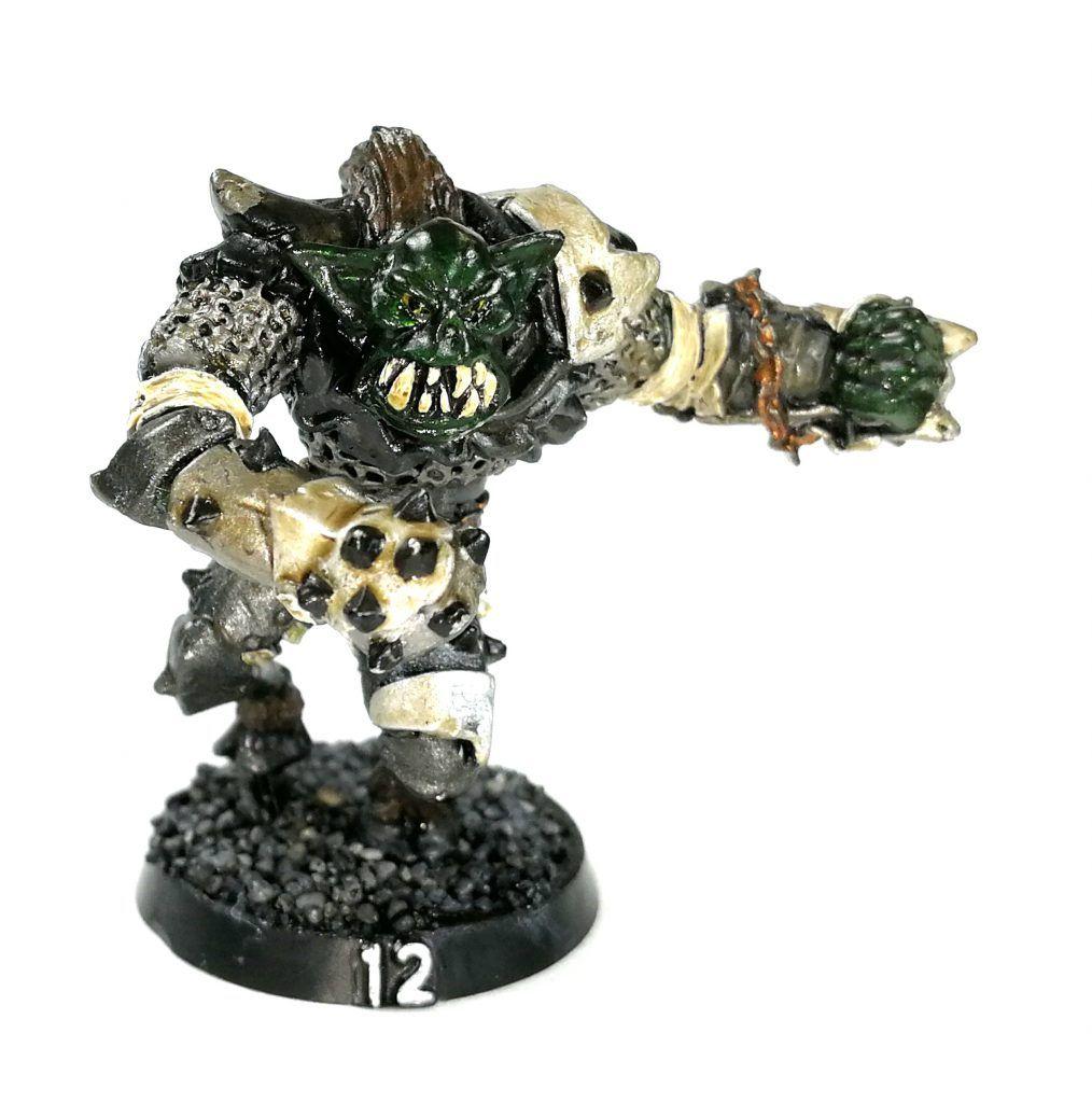 black orc blocker 12 orcland raiders kohlis blood bowl teams rh pinterest ca