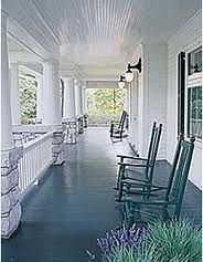 Painted Front Porch Floor Google
