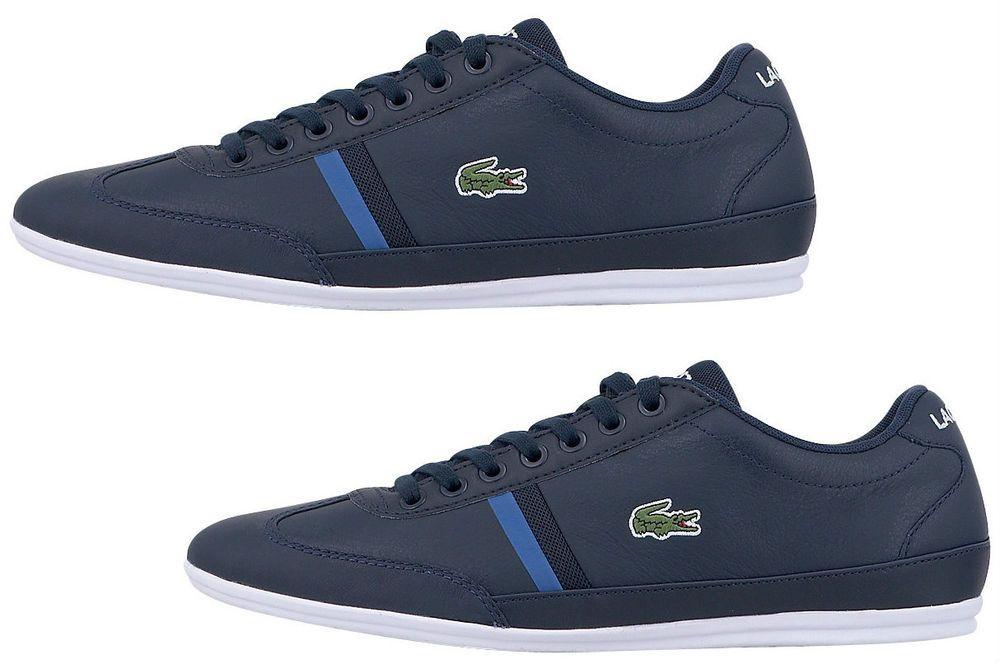 954239533 Men s Lacoste MISANO SPORT 116 1 SPM NAVY 7-31SPM0030003 trainers  Lacoste   FashionSneakers