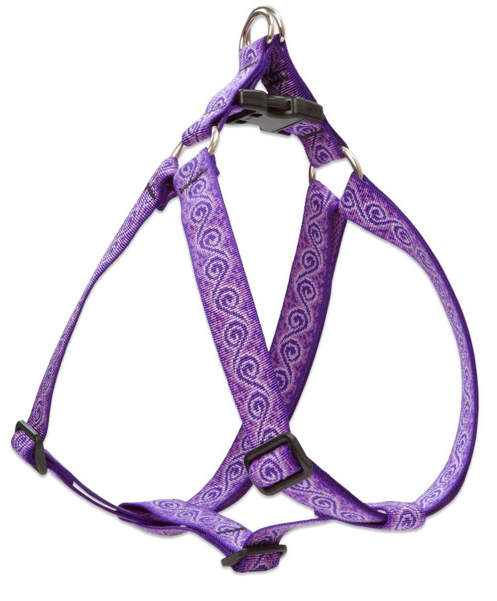 Lupine 1 Inch Jelly Roll Step In Dog Harness for Large Dogs >>> You can get additional details at the image link.