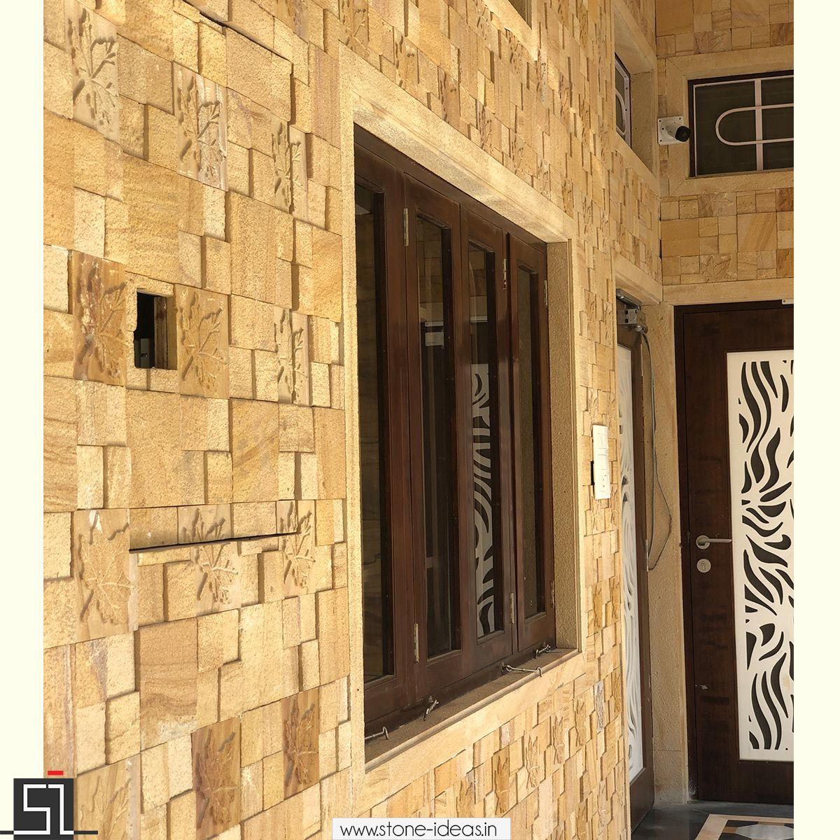 Front Elevation Wall Cladding Stone Cladding Exterior Stone Wall Cladding Exterior Wall Tiles