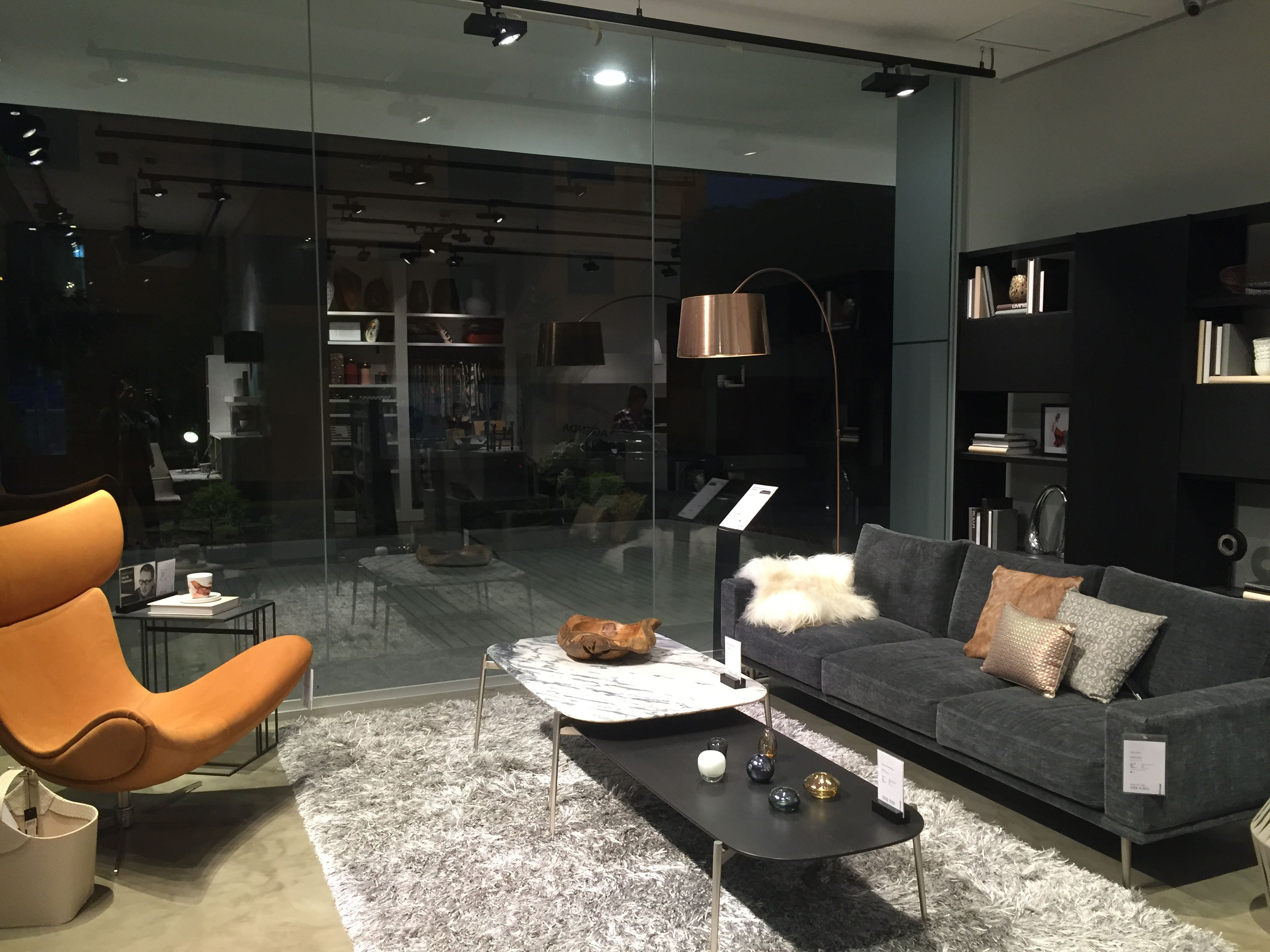 Finally Here It Is New Boconcept Store In Lima Peru End Result Very Inspiring Boconcept Home Deco Home