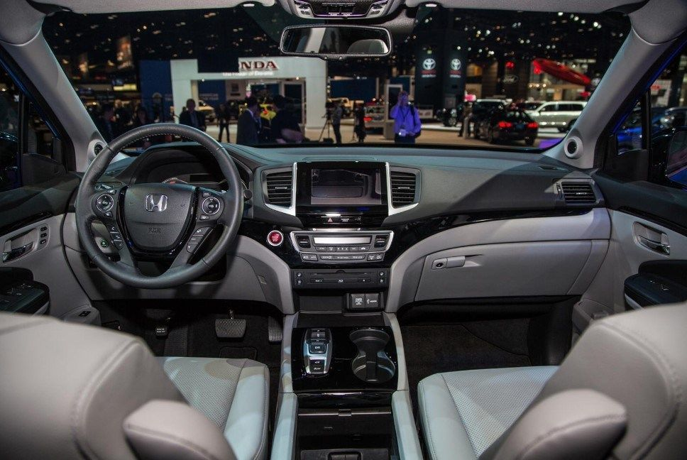 2020 Honda Pilot Dashboard And Devices Honda Pilot 2017 Honda Pilot Honda Pilot 2016