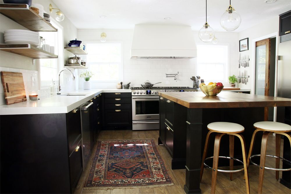 It S Done The Full Kitchen Reveal Kitchen Remodel Small Kitchen Remodel Kitchen Inspirations