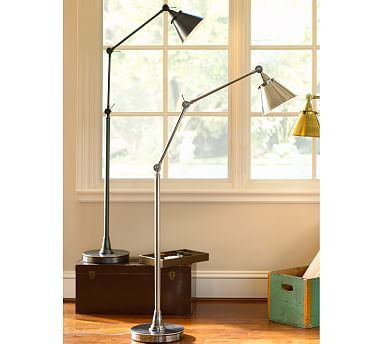 Architect S Task Floor Lamp Task Floor Lamp Pottery Barn Floor Lamps Floor Lamp