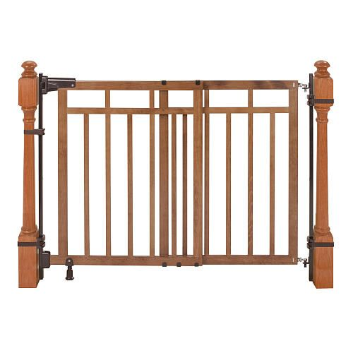 Summer Infant Banister Stair Gate With Dual Installation Kit
