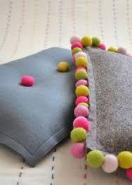 Resultado de imagen para felt cushions