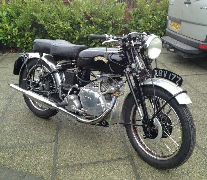 VINCENT RAPIDE 1950 500cc