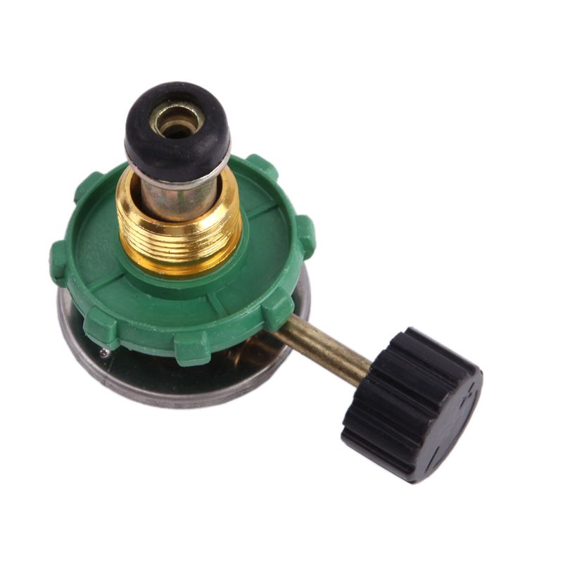 Picnic Propane Refill Stove Adapter Gas Cylinder Tank Coupler Heater
