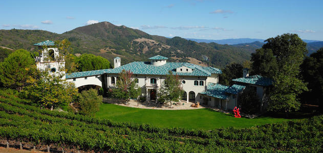 What will become of Robin Williams' $30 million wine country villa?