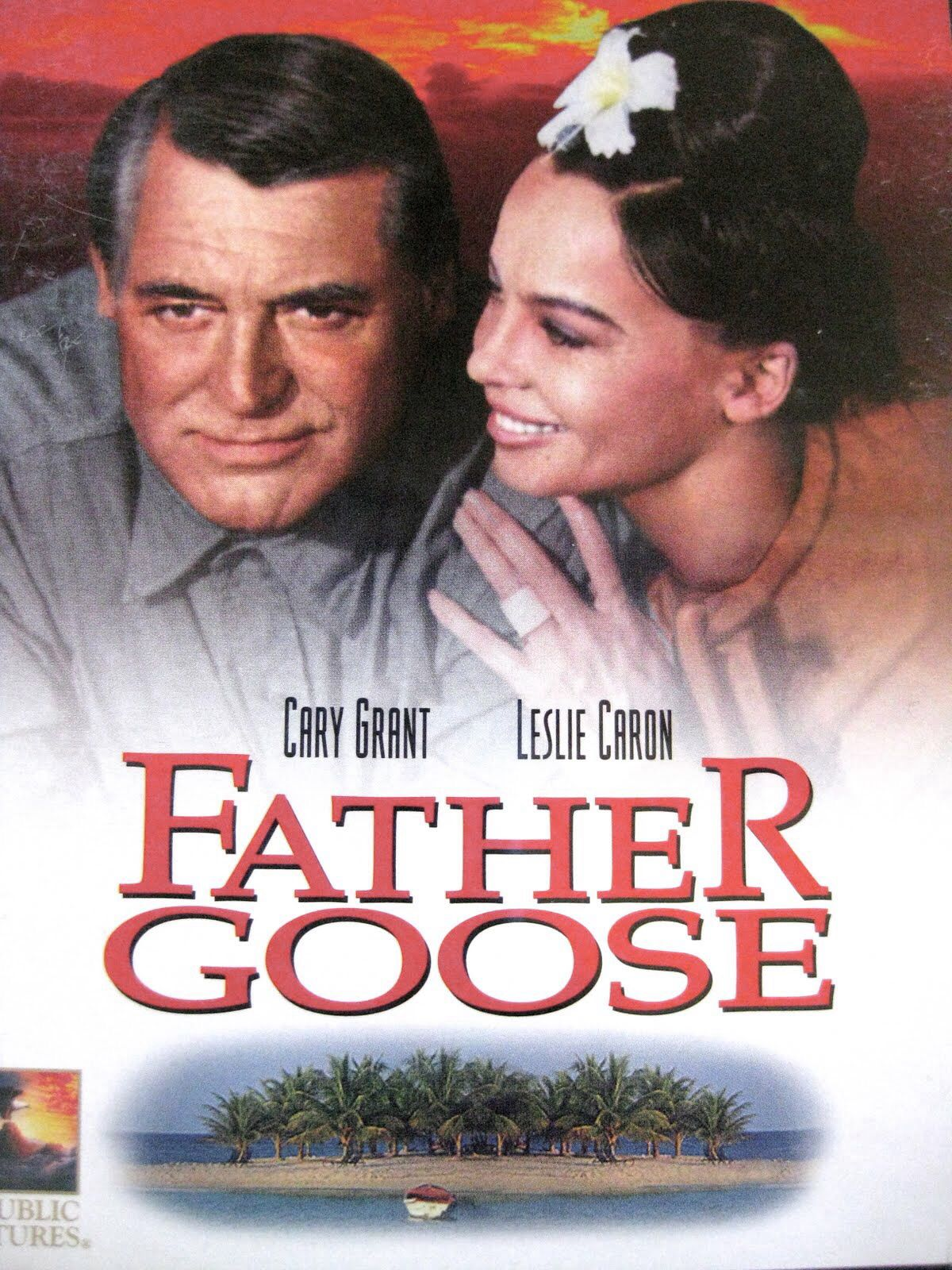 Father goose father goose the end movie adventure movies