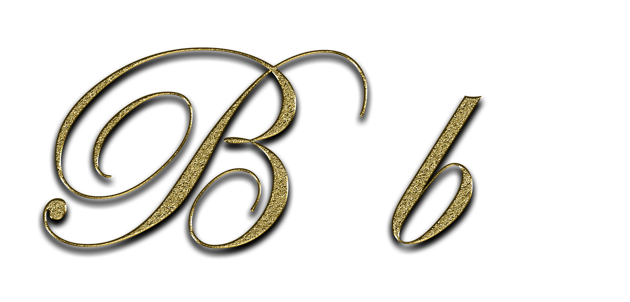 4d78f753 Free Image on Pixabay - Letter, B, Gold, Font, Point B | Zimejumi ...