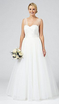 Occasion Ivory Princess Wedding Dress Weddingheartco