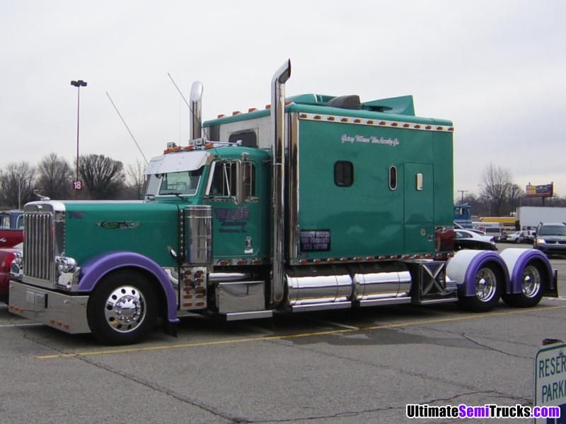 Trucks Ultimate Semi Images North American